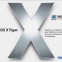 Installer OS X
