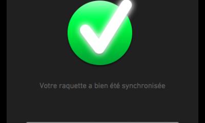 Synchronisation OK - Mac OS