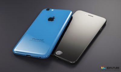 Pas d'iPhone 6c (concept)
