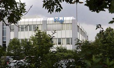 QG d'Intel à Munich Feldkirchen