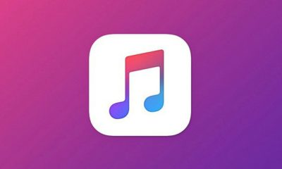 Logo iTunes music