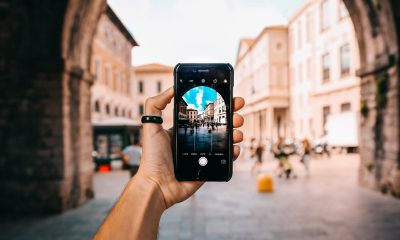 Réalité augmentée sur l'iPhone