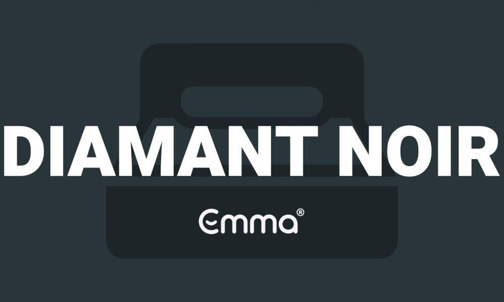 Matelas Emma Diamant Noir