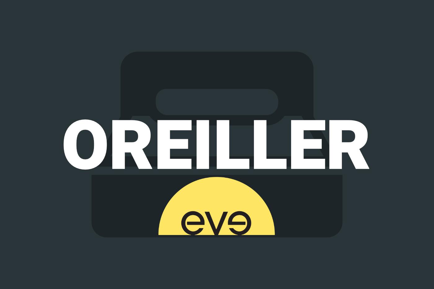 Oreiller Eve