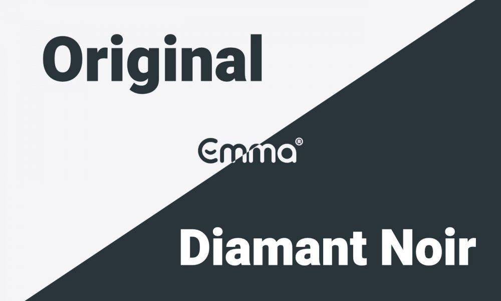 Emma Original Vs Diamant-Noir