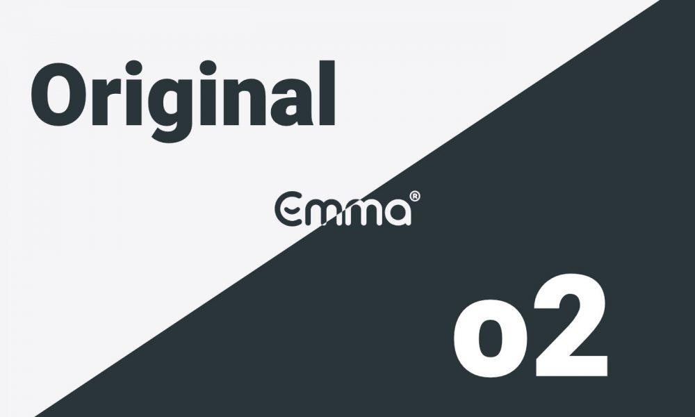Emma Matelas Original vs 02