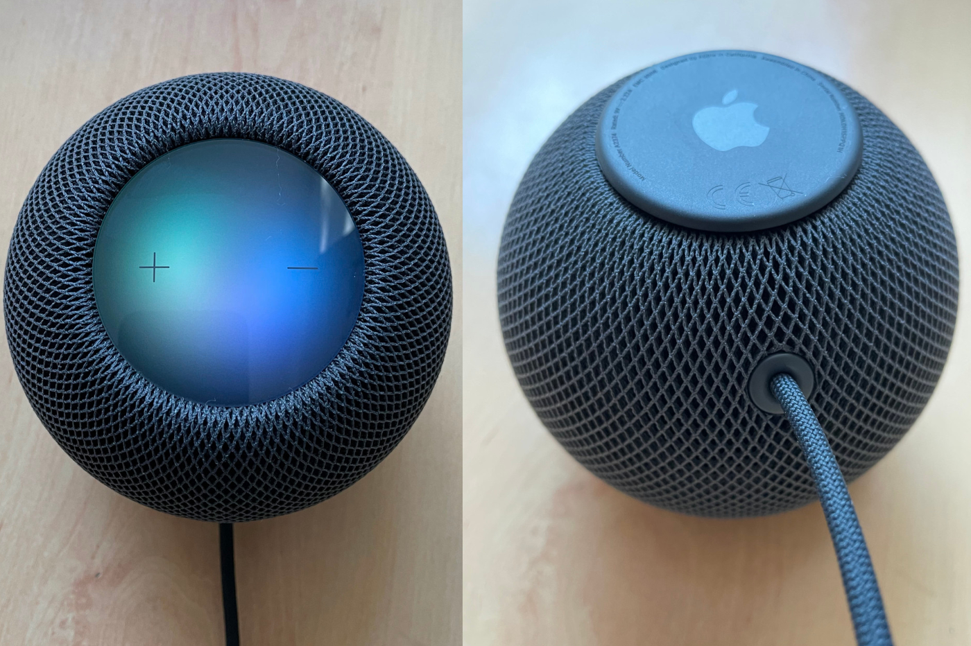 HomePod mini Recto-verso