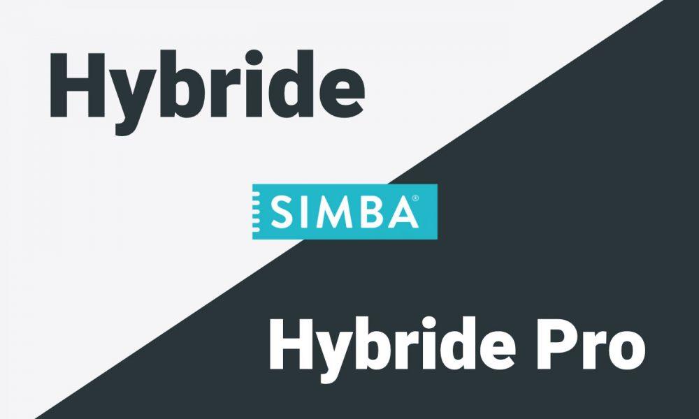 Simba Hybrid vs Simba Hybrid Pro