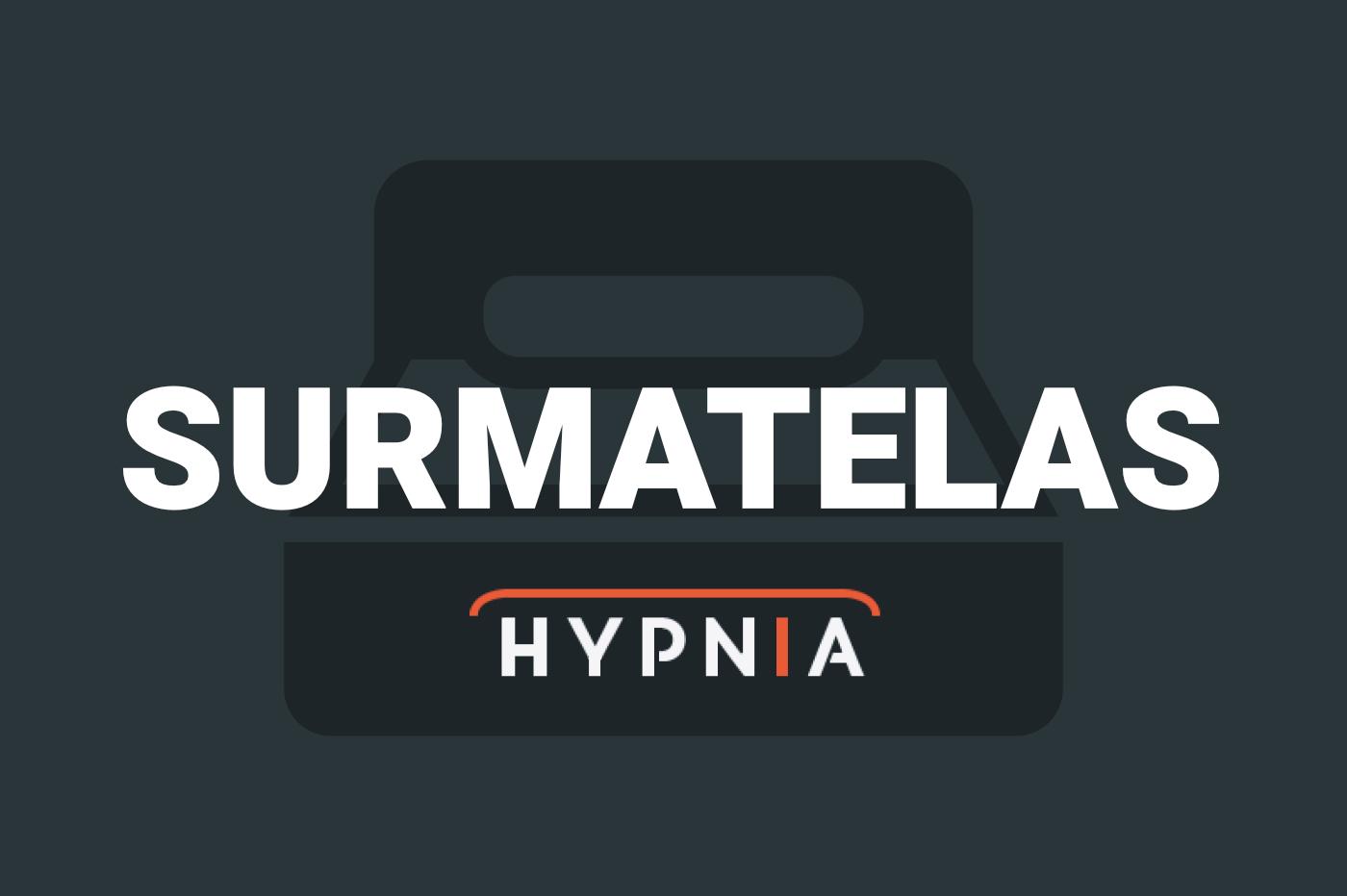Surmatelas Hypnia