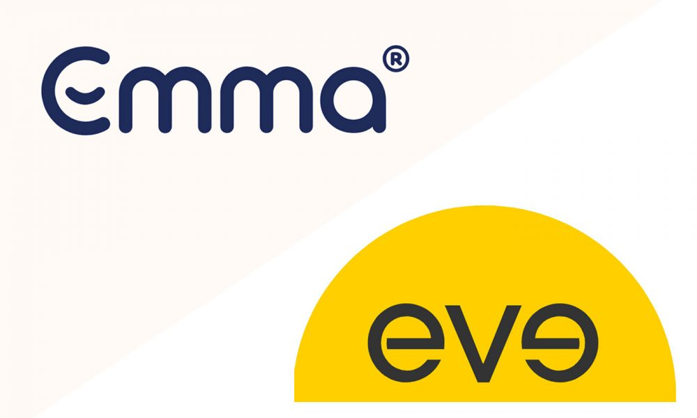 Comparatif Emma vs Eve Matelas
