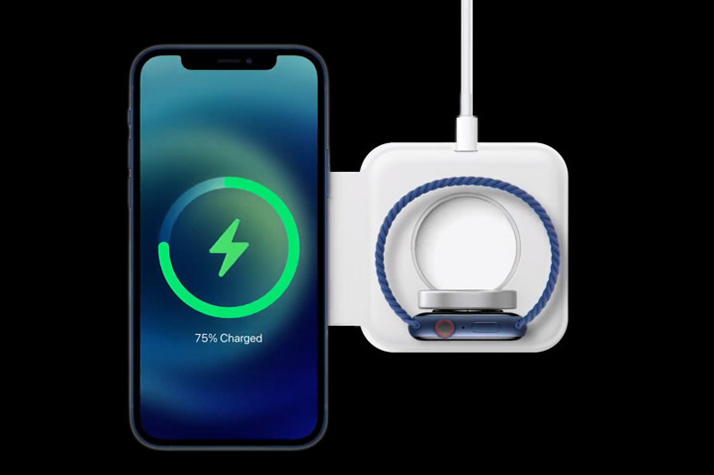 Le chargeur MagSafe Duo ne charge pas les iPhone à 15W