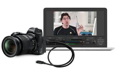 Nikon webcam