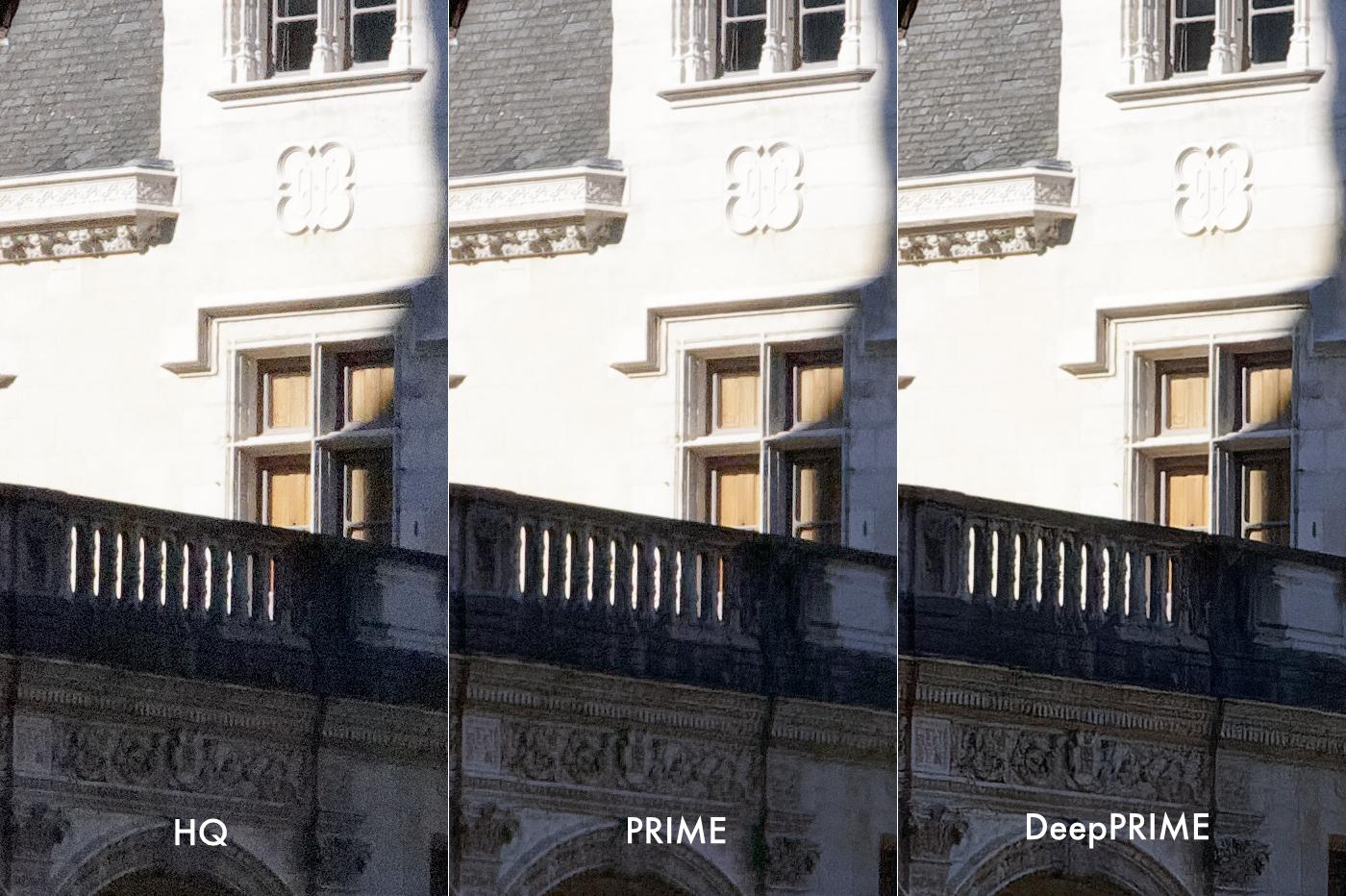 Résultats HQ-PRIME-DeepPRIME